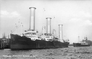 Motorschiff Barbara
