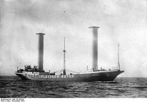 Motorschiff Buckau