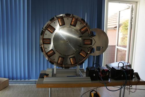 Raumenergie generator