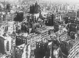 Dresden 13. auf 14. Februar 1945