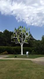 Windkraftbaum