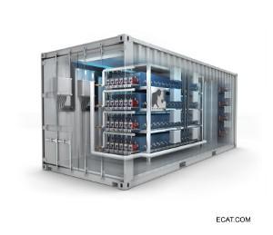 1 MW ECat