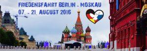 Friedensfahrt Berlin-Moskau