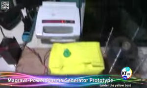 Prototyp Plasmagenerator