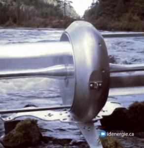 Wasserturbine