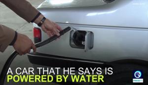Iran Wasserauto