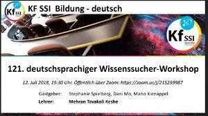 Keshe-Teaching Deutsch