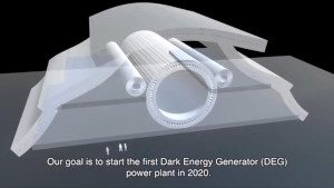 Dark Energy Generator