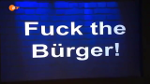 fuck the bürger