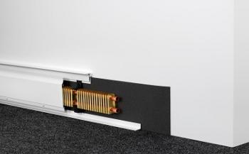 sockelleisten heizung. Black Bedroom Furniture Sets. Home Design Ideas