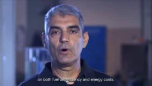 Aviv Tzidon,  Gründer von Phinergy