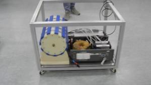 10-KW-Magnetmotorgenerator